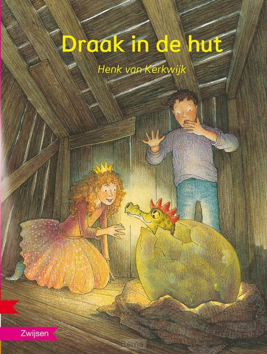 Draak in de hut
