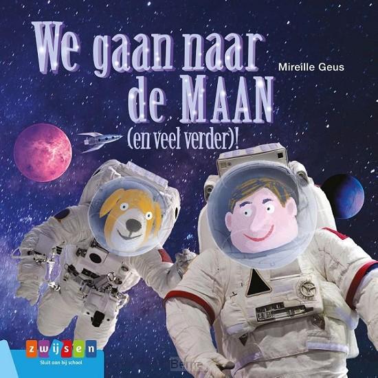 We gaan naar de maan (en veel verder)