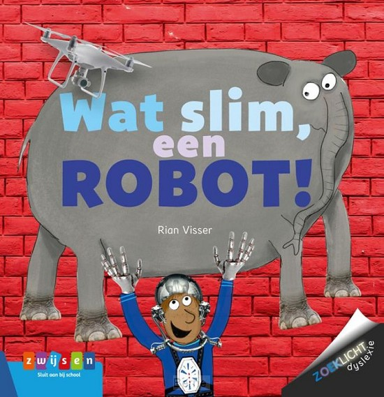 Wat slim, een robot!