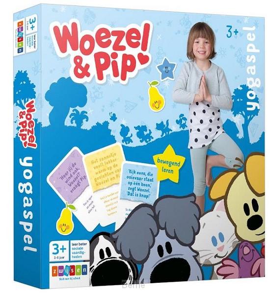 Woezel & Pip yogaspel