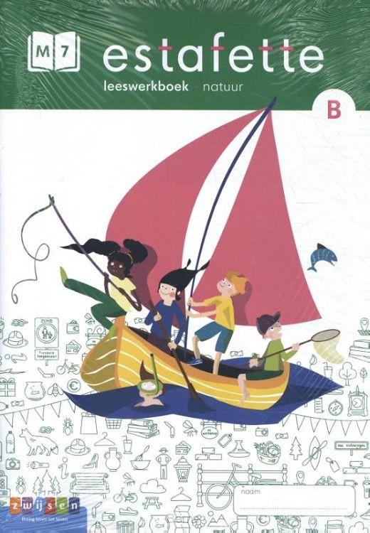 M7.B / Estafette / Leeswerkboek