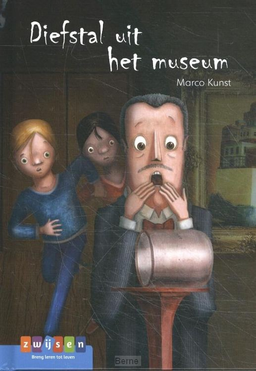 Diefstal uit het museum