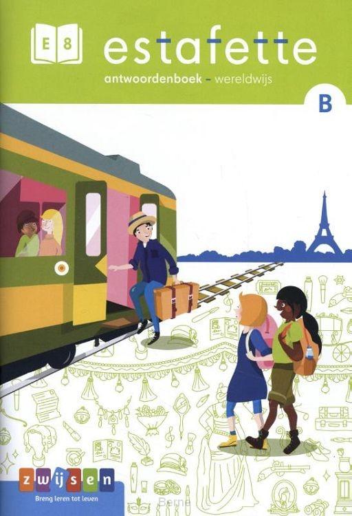 E8 B / Estafette / Antwoordenboek