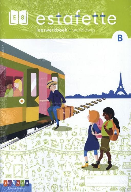 E8 B / Estafette / leeswerkboek