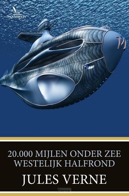 20.000 mijlen onder zee / Westelijk halfrond