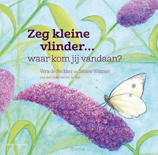 Zeg kleine vlinder