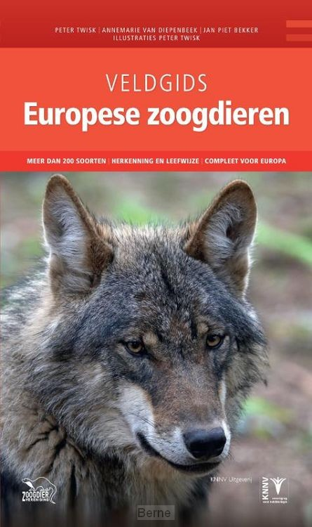 Veldgids Europese zoogdieren