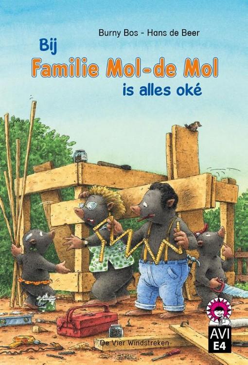 Bij familie Mol-de Mol is alles oke
