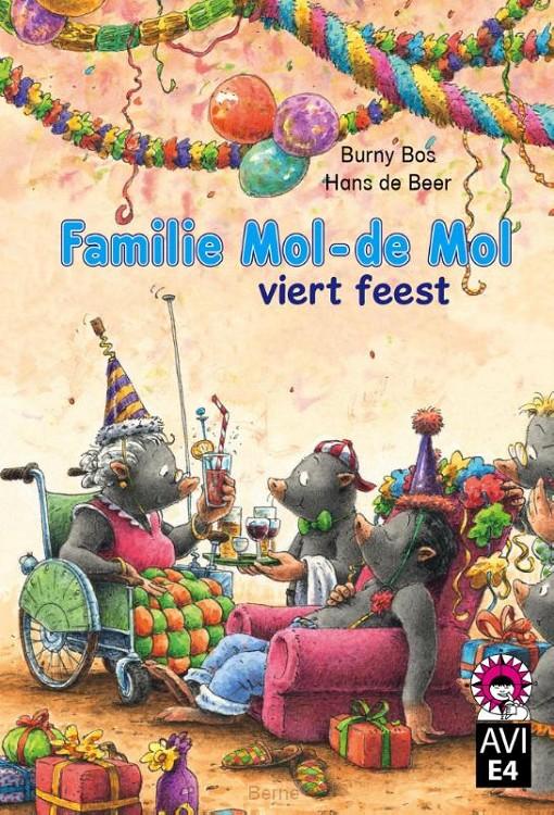 Familie Mol-de Mol viert feest