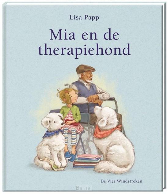 Mia en de therapiehond