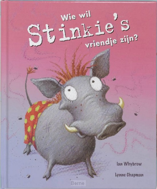Wie wil Stinkie's vriendje zijn?