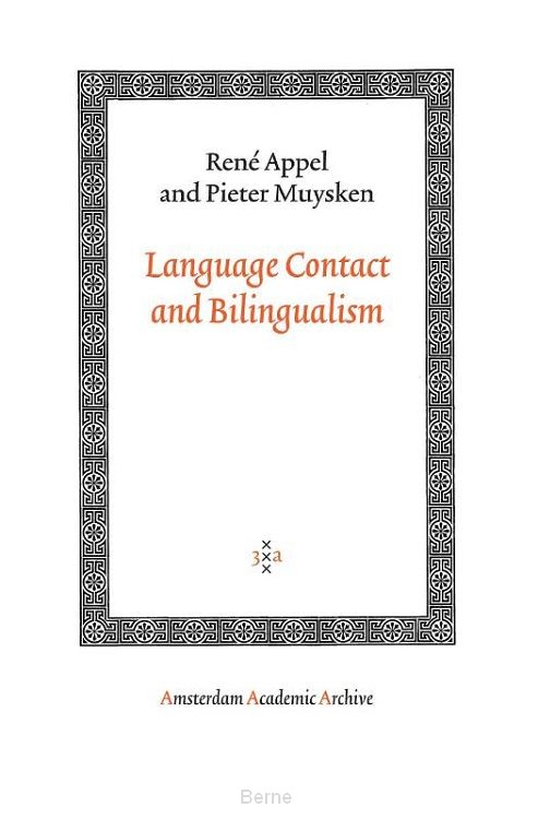 Language Contact and Bilingualism
