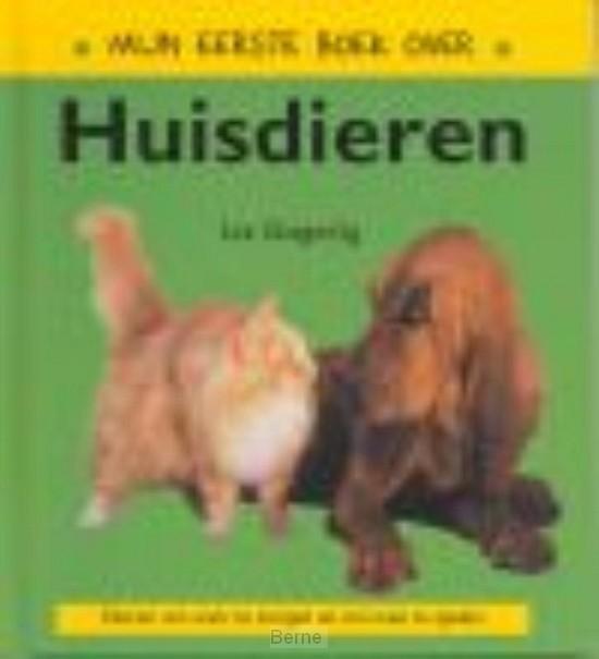 Mijn eerste boek over huisdieren