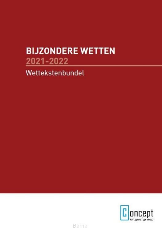 Bijzondere Wetten / 2021-2022