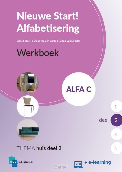 Nieuwe Start Alfabetisering Werkboek Alfa C Deel 2