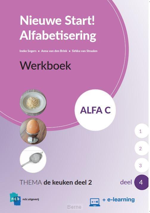 Nieuwe Start Alfabetisering Werkboek Alfa C Deel 4