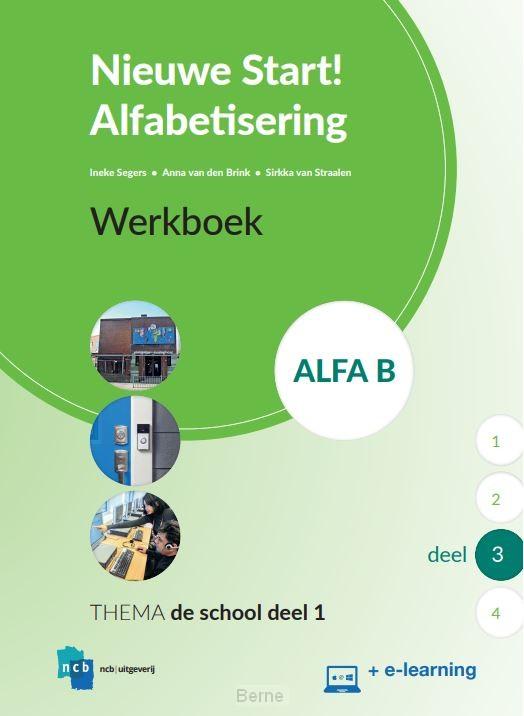 Nieuwe Start Alfabetisering Werkboek Alfa B Deel 3