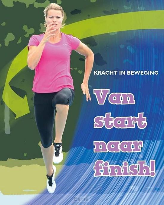Van start naar finish!