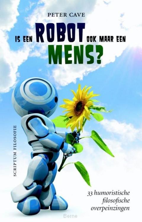 Is een robot ook maar een mens?