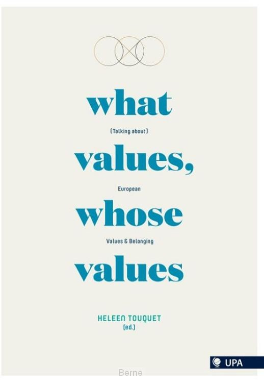 What values, whose valueas