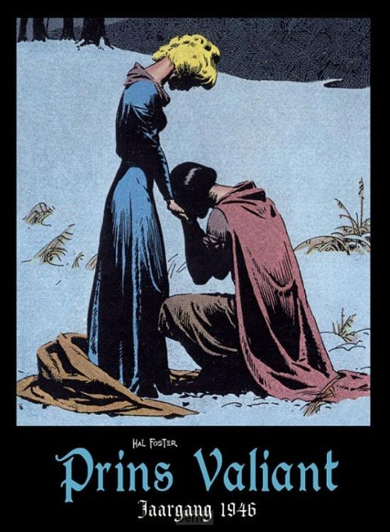 Prins Valiant / 10 Jaargang 1946