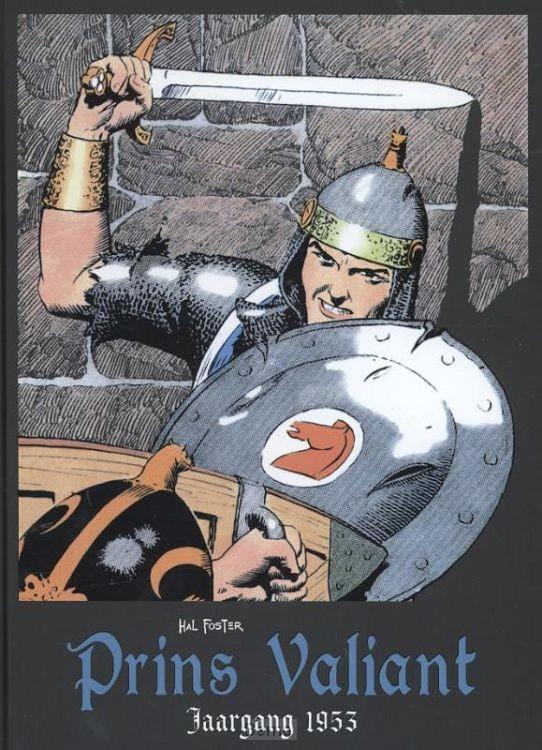 Prins Valiant / Jaargang 1953