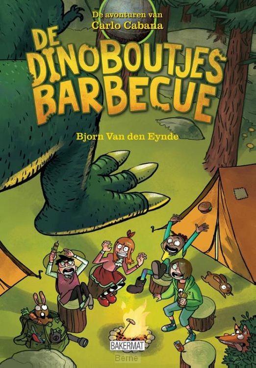 Dinoboutjes barbecue