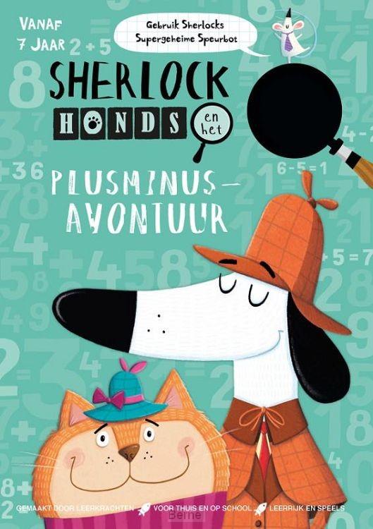Sherlock Honds en het PlusMinus-Avontuur