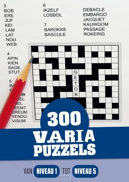 300 varia puzzels