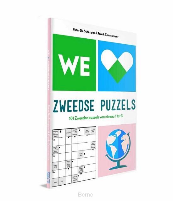 We love Zweedse puzzels