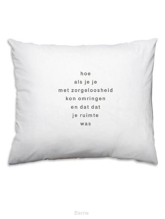 Plint poëzie om te kussen Zorgeloosheid Bert Schierbeek