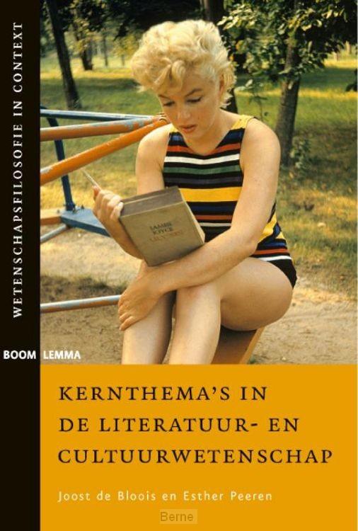 Kernthema's in de literatuur- en cultuurwetenschap