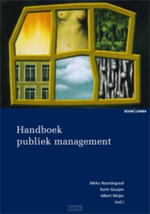 Handboek publiek management