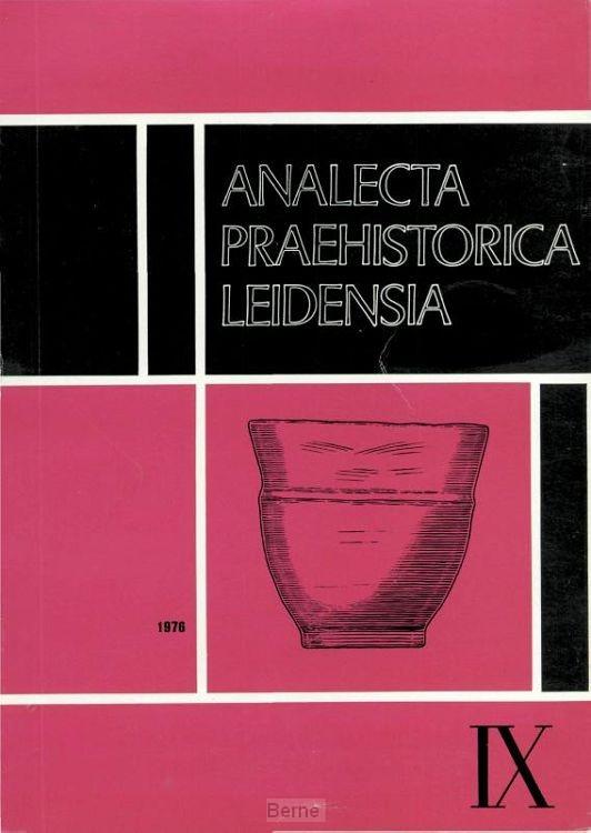 Analecta praehistorica Leidensia / 9
