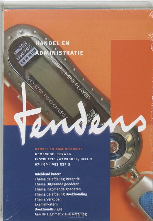 Tendens / Handel en administratie / Instructiewerkboek gemengd 2