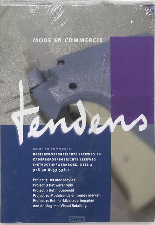Tendens / Mode en commercie / Instructiewerkboek 2