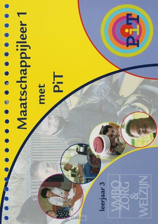 3 / Maatschapijleer 1 met PIT / Werkboek