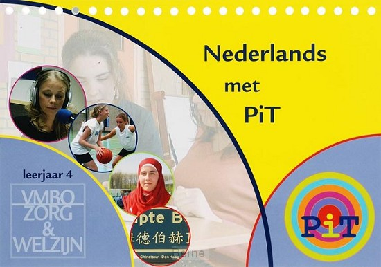 Nederlands met PIT 4 Werkboek