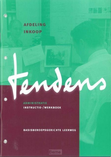 Tendens administratie afdeling inkoop / instructie-/werkboek