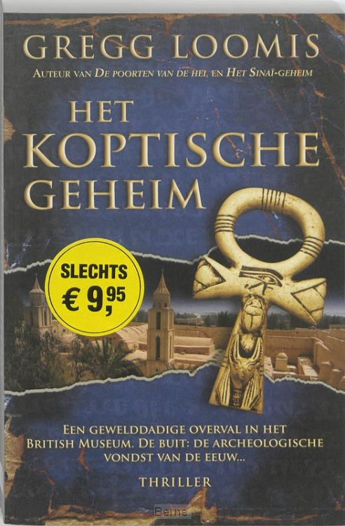 Het Koptische geheim