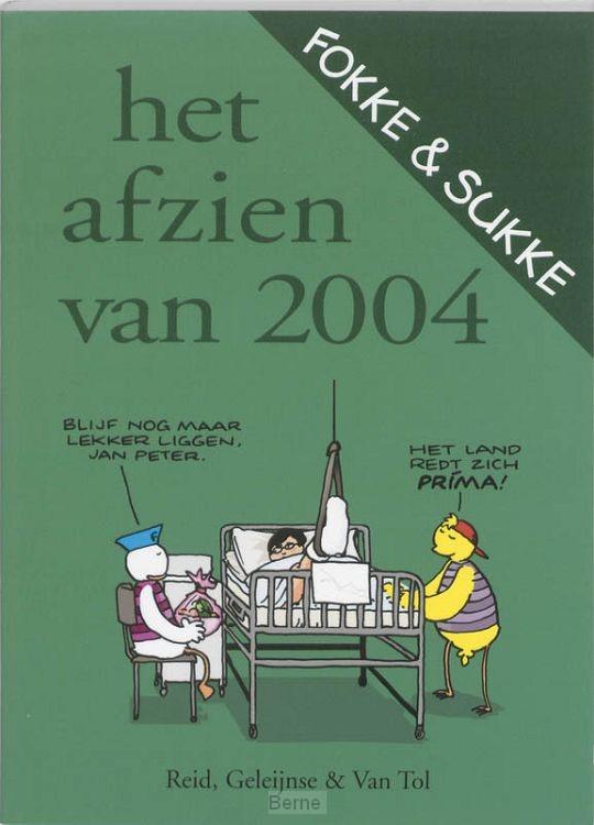 Fokke & Sukke het afzien van 2004