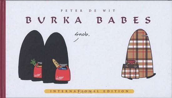 Burka Babes International edition