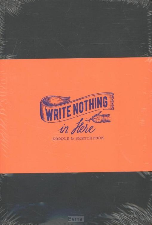 Write nothing in here
