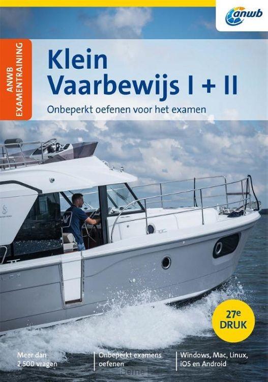 ANWB Examentraining Klein Vaarbewijs I + II