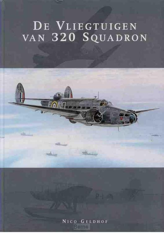 De vliegtuigen van 320 squadron