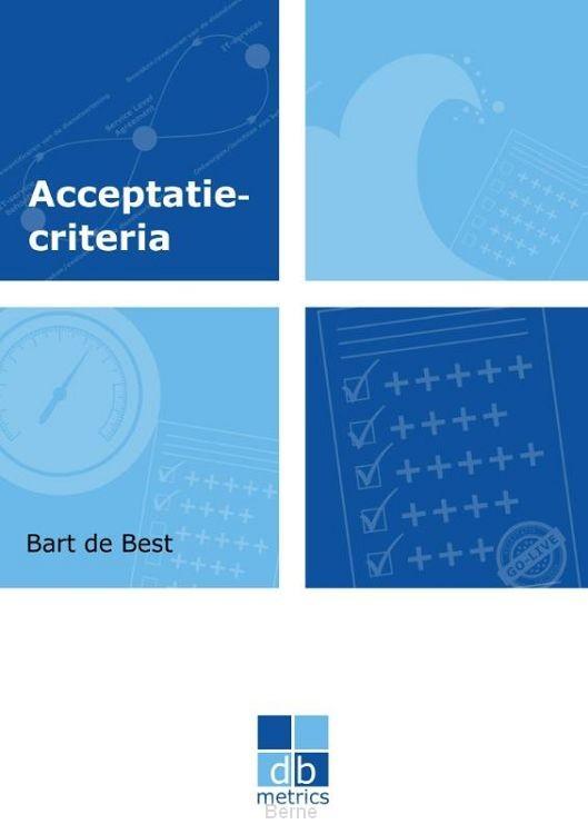 Acceptatiecriteria