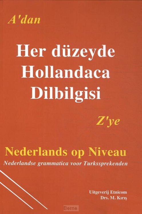 Nederlandse grammatica voor Turkssprekenden