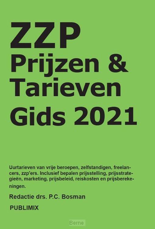 Prijzen & Tarievengids 2021