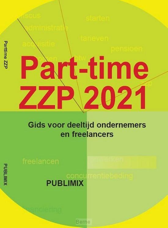 Handboek Parttime Ondernemen 2021