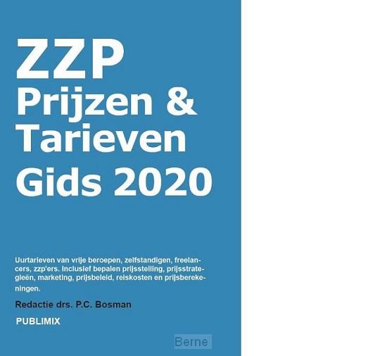 ZZP prijzen & tarieven gids 2020